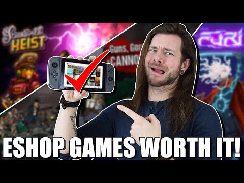 10 GREAT Nintendo Switch eShop Games That Are WORTH The Price!