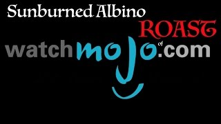 Sunburned Albino Roast of WatchMojo.com