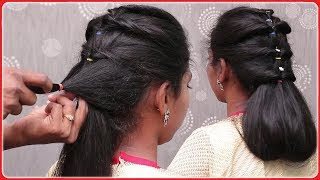 Lovely Hairstyle For Long Hair Step By Step | Hairstyle Tutorials for Girls | Baby Hairstyles
