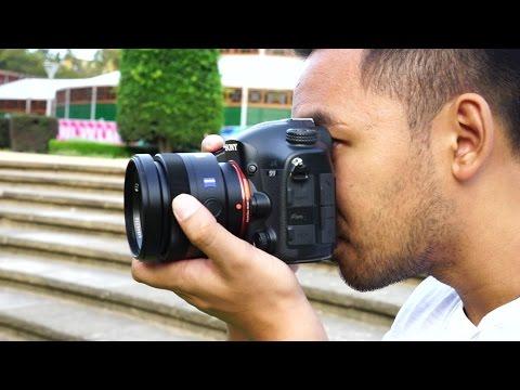 Carl Zeiss 85mm F1.4 Lens Review   John Sison