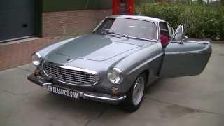 Volvo P1800S 1967 California import-VIDEO- www.ERclassics.com