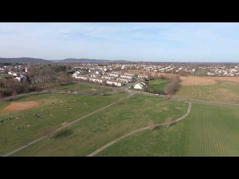 100 Feet above Bethlehem Township Park