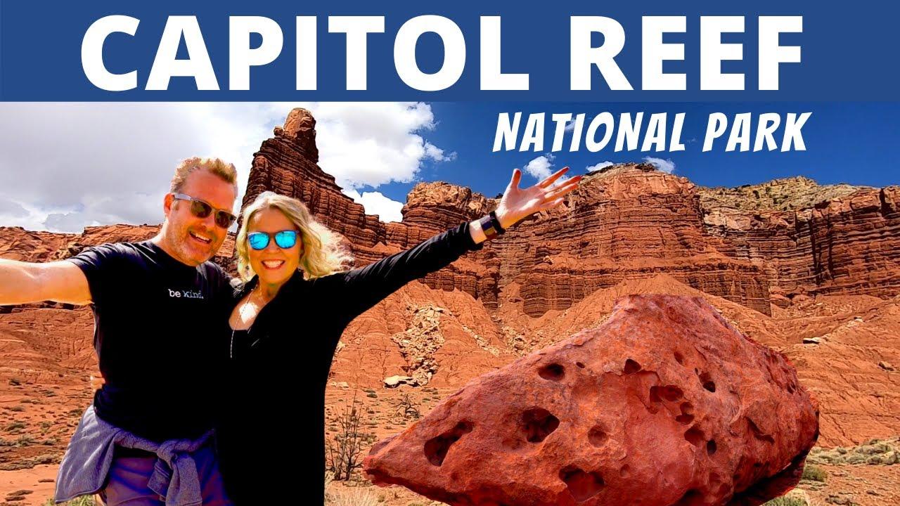 CAPITOL REEF NATIONAL PARK (SKINWALKER RANCH PREVIEW) RV LIVING UTAH
