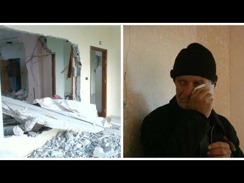 شاهد: القوات الإسرائلية تهدم شقة فلسطيني مشتبه به في قتل إسرائيلية…  - نشر قبل 9 ساعة