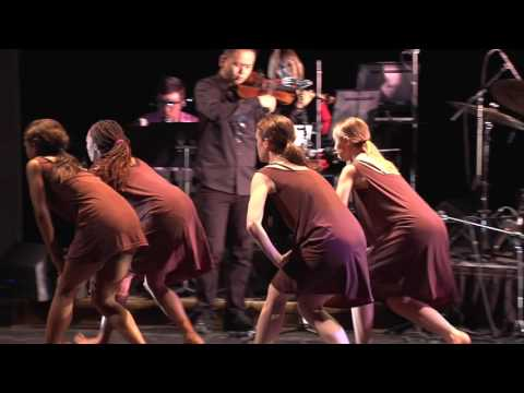 Baobab and Beyond for modern dance, narration and world music band (2016)