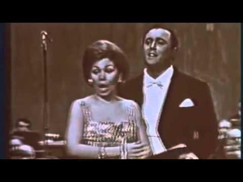 Luciano Pavarotti - Mirella Freni - 1964