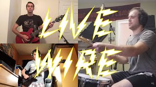 AC/DC fans.net House Band: Live Wire Collaboration HD
