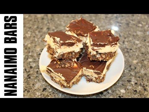 making-nanaimo-bars-(a-no-bake-canadian-dessert)