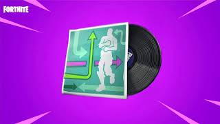 FORTNITE RUNNING MAN V3 LOBBY MUSIC 10 HOURS