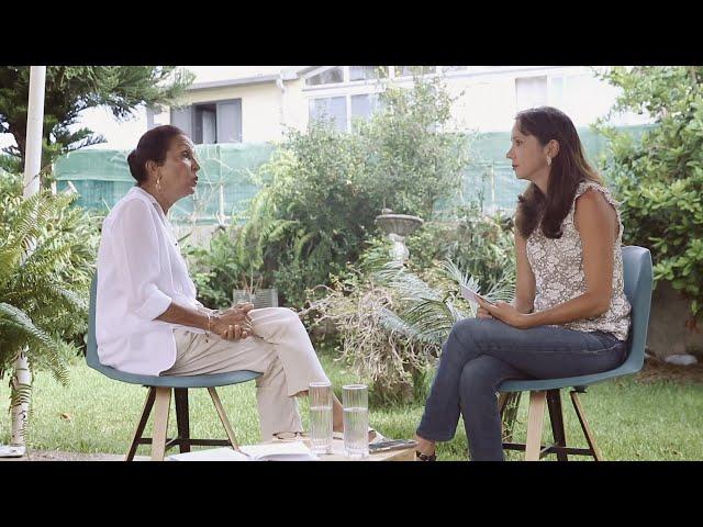 Interview d'Huguette Bello sur la campagne municipale 2020 pour Saint-Paul