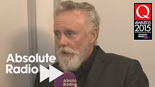 Roger Taylor Interview | Q Awards 2015