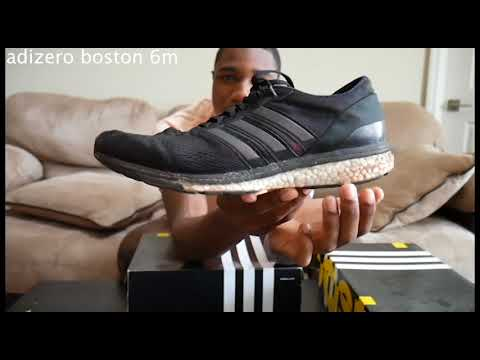 Next Gear: Adidas Shoe review