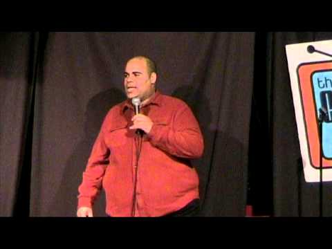 PJ Brown 1/23/13 Comedy Studio with 3/4s of new material