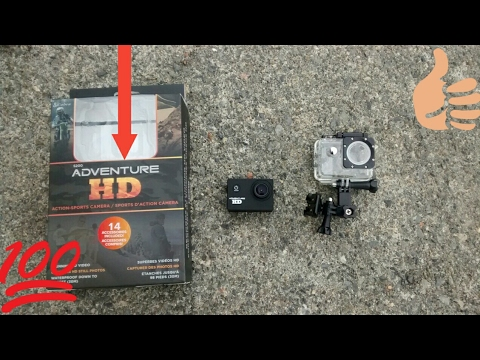 163 30 Aldi Gopro Style Action Cam Unboxing Amp Review Mag