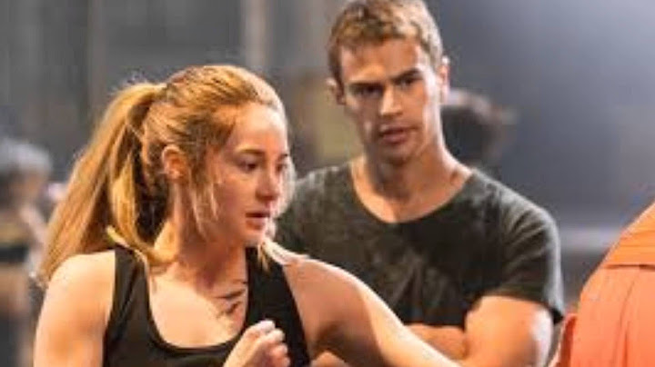 tris and tobias safe and sound