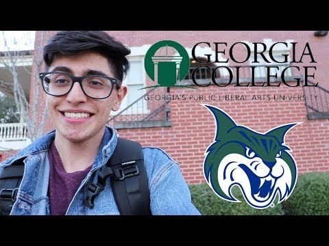 VLOGGING AT COLLEGE?? - Georgia College and State University