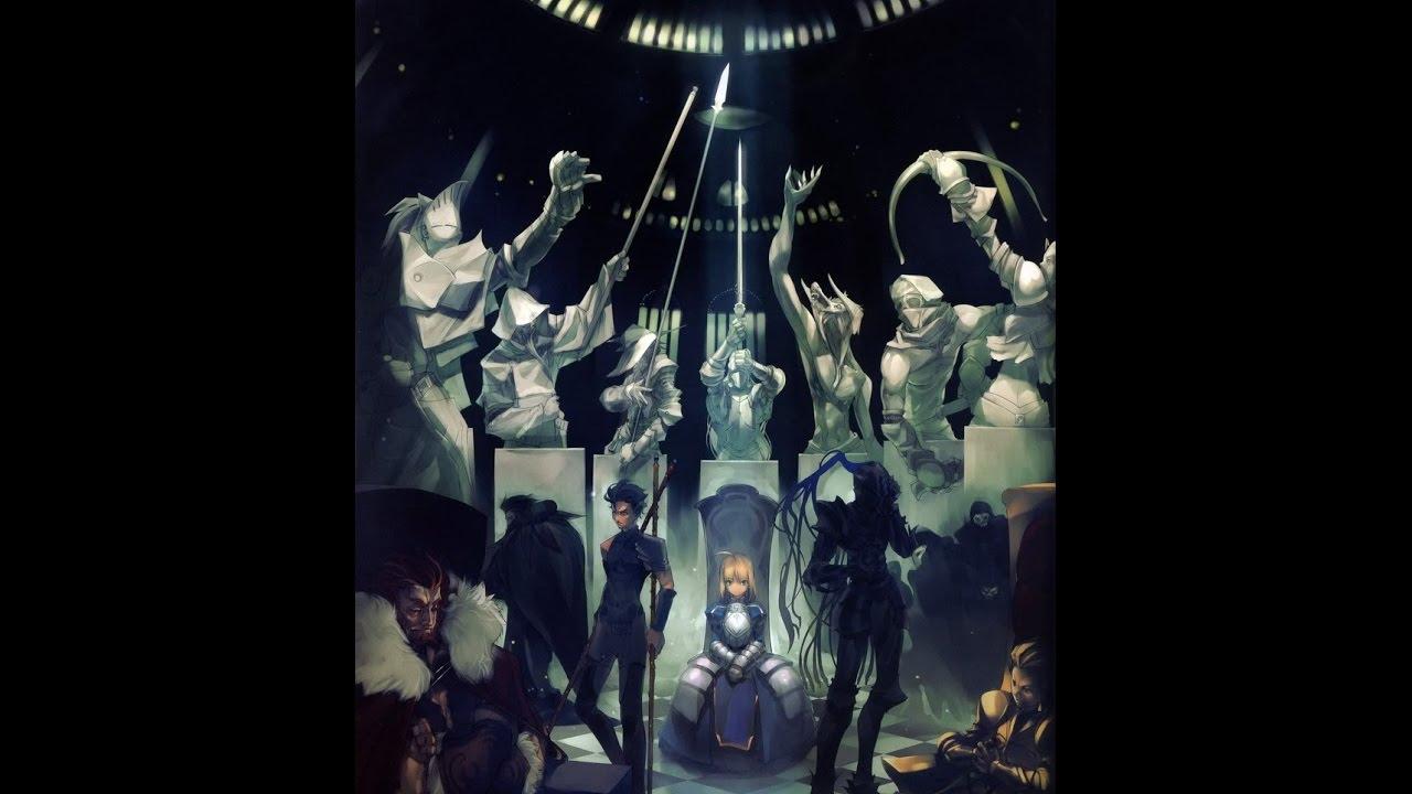 AMV] [Lyric & Vietsub] Fate/ Zero Ending 1 \'\'Memoria\'\' Full - YouTube