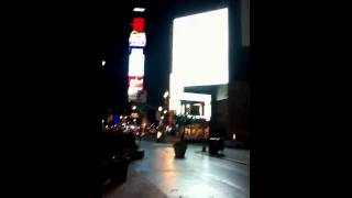 New York times square @ 4am