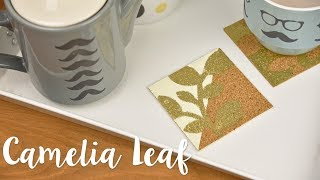 How to Make Shimmering Coasters - Sizzix Lifestyle thumbnail