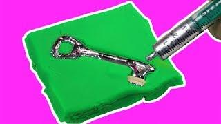 Maladez TM - Kann man mit Gallium einen Schlüssel nachbauen?