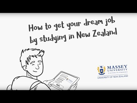 How to study in New Zealand and get your dream job