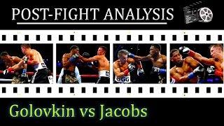 Golovkin vs Jacobs - Post Fight Analysis
