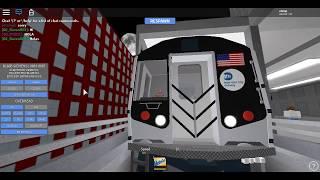 Subway Train Simulator Original roblox