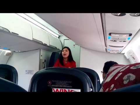 Penerbangan Ambon - Saumlaki, Maluku Tenggara Barat - Lion Air | BDT - 20161124 Part 2