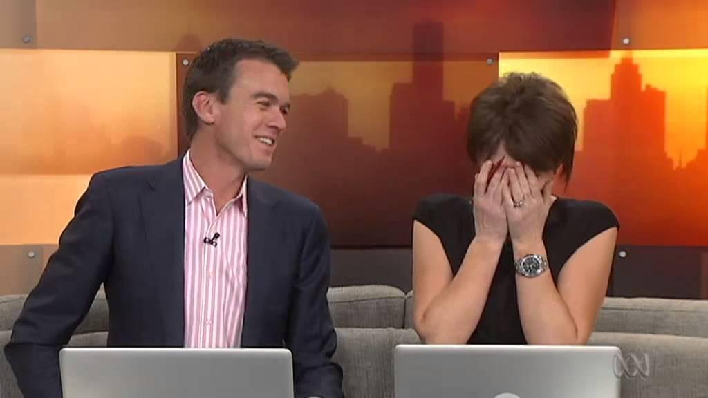 Ten times things got weird on ABC News Breakfast - ABC News