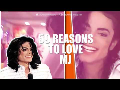 59 Reasons to Love Michael Jackson