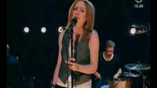 The Cardigans - Losing A Friend (Live on Nyhetsmorgon)