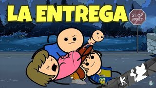 The Delivery ESPAÑOL - Cyanide & Happiness