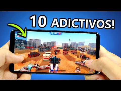 TOP 10 Juegos Para Android - NUEVOS Y GRATIS!