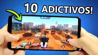 Baixar TOP 10 Juegos para Android - NUEVOS Y GRATIS!