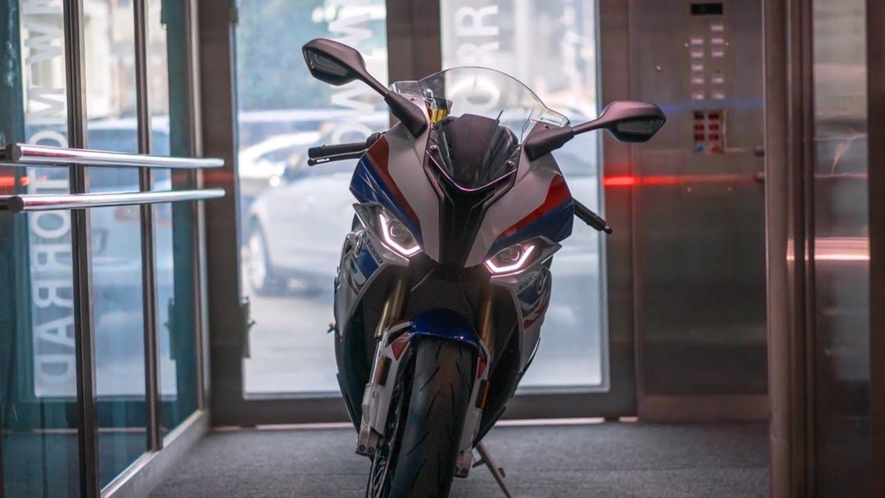 """Đập Thùng BMW S1000RR 2019: Con """"Quái Vật"""" Của Làng Moto Năm Nay"""