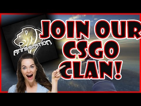 JOIN OUR SOUTH AFRICAN CS:GO CLAN!