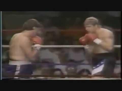 Tommy Morrison Knockouts