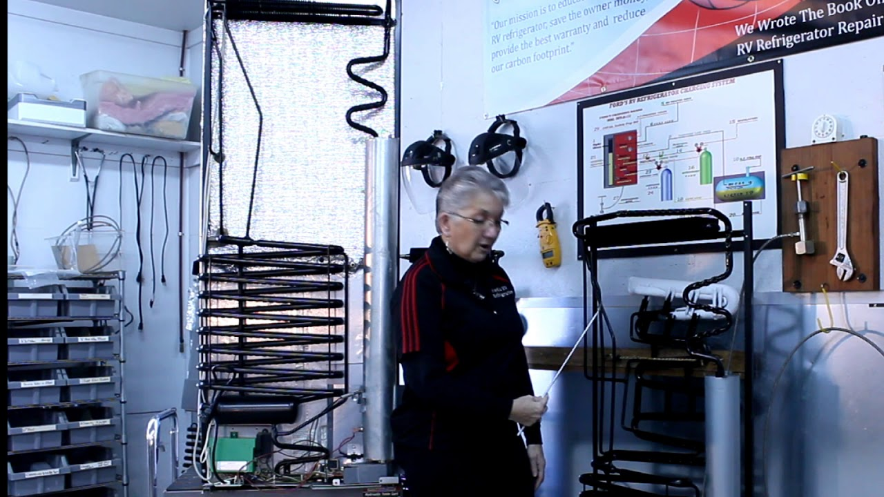 RV Owners Learn  DIY Dometic & Norcold RV Refrigerator Maintenance,Diagnostic & Repair Videos,FRVTS