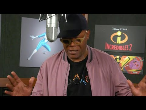 Samuel L. Jackson and the Incredibles 2 Cast on How Much Has Changed in 14 Years