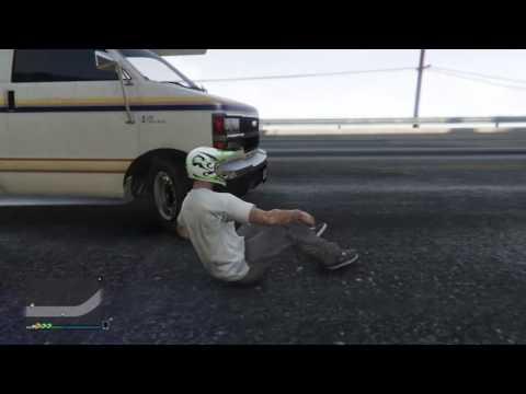 Gta V  Dirt Bike  Stuntz (First Person)