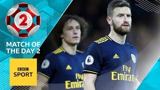 Why do Arsenal have a 'mentality problem'? | MOTD2 reaction | BBC Sport