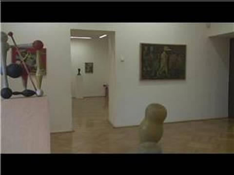 Pecs, Hungary Tourism : Pecs Tourism: Modern Hungarian Gallery