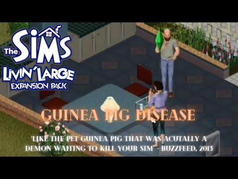 The Sims 1: Guinea Pig Disease