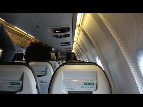 FULL FLIGHT REPORT | Lufthansa from PRG to MUC | CRJ 900 | Prague - Munich