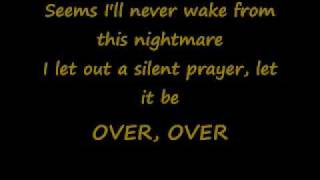 Walk Away - Christina Aguilera lyrics.wmv