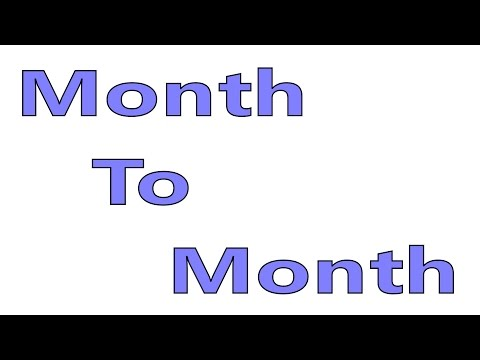 [ Mentorship ] Month To Month Adjustments And Energy Flows