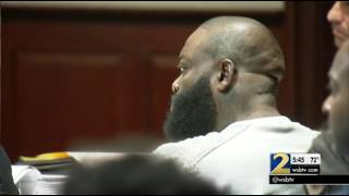 Rapper Rick Ross argues self defense in kidnapping, assault