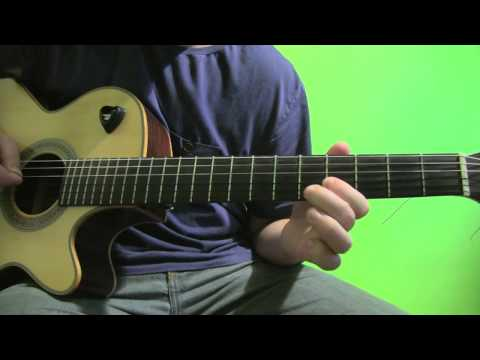 Santana - Maria Maria - guitar tutorial (1st part) intro and 1st verse