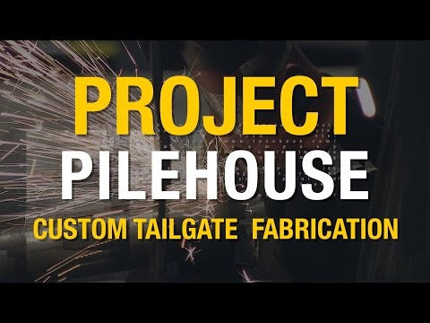 How-To Fab Truck Tailgate - Project Pilehouse - DIY Metal Fabrication -  Eastwood