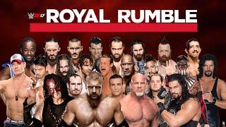 WWE 2K17 Univers - Royal Rumble 2017 [FR]